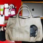 スタイルデリの大容量バッグはママ編集長の強い味方!【絶賛子育て中!ママライターのバッグの中身、全部見せ!Vol.9】