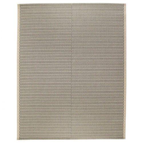 LOBBÄK ローベック ラグ 平織り、室内/屋外用, 室内/屋外用 ベージュ, 200x250 cm