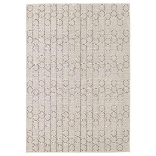 RINDSHOLM リンドスホルム ラグ 平織り, ベージュ, 160x230 cm