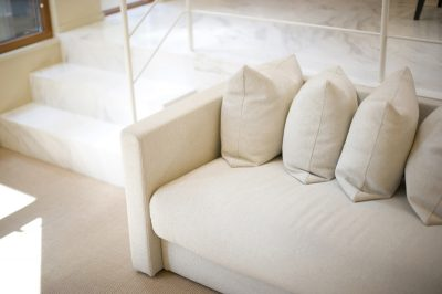 コストコのソファーが海外っぽくておしゃれ!
