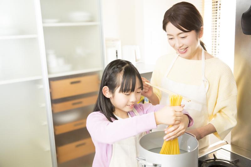母の日の料理