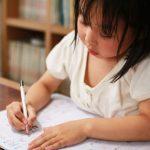 字が汚い子はやっぱり損? 汚い字の原因、きれいな字を書くためのコツ&練習法をご紹介