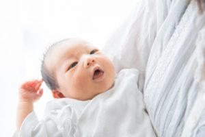 赤ちゃん しゃっくり