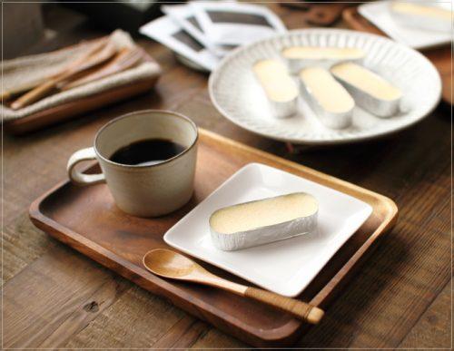お菓子とコーヒーセット カマンベールチーズケーキ10個 ドリップバッグコーヒー5袋セット