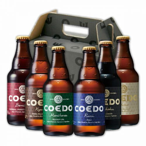 COEDO コエドビール 333ml × 6本セット