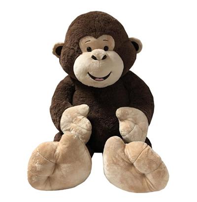 「サルのぬいぐるみ 約134cm」(¥12,800/オンライン価格)