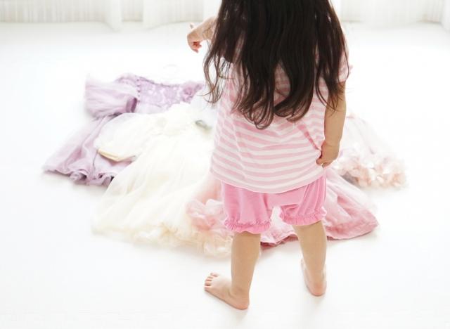 洋服 サイズ 赤ちゃん