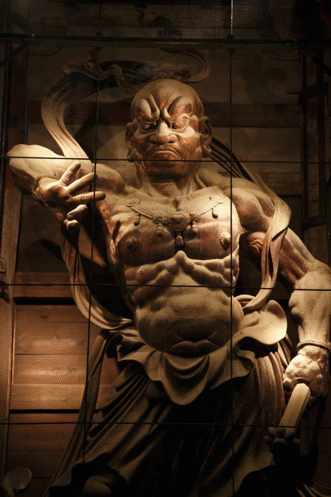 東大寺の金剛力士像、ここがすごい!
