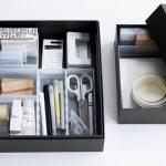 【無印良品】文房具収納のアイディアを紹介!デスク、引き出し、持ち歩きのおすすめ文具も