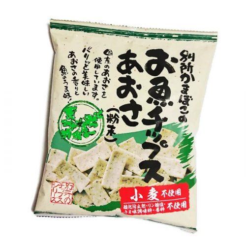 お魚チップス あおさ(粉末)