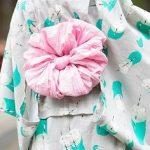 かわいい【浴衣の帯の結び方】|背中にお花が咲いたみたい♡『ふわふわお花結び』