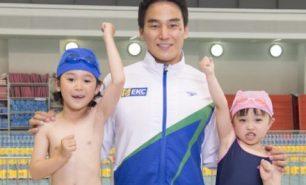 夏本番!オリンピックメダリスト・松田丈志さんが伝授する子供の泳ぎ方教室!