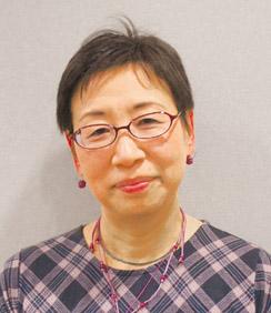 有澤順子先生