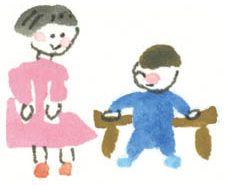 【保育士監修】1歳、2歳、3歳年齢別「運動」と「心」「言葉」の発達チェックリスト