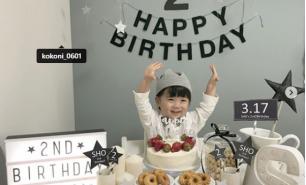 アイデアも愛情もたっぷり!1歳から6歳まで年齢別、子供の誕生日パーティメニュー