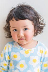 幼児女の子の髪型、前髪のあり・なしはどっちがいい?